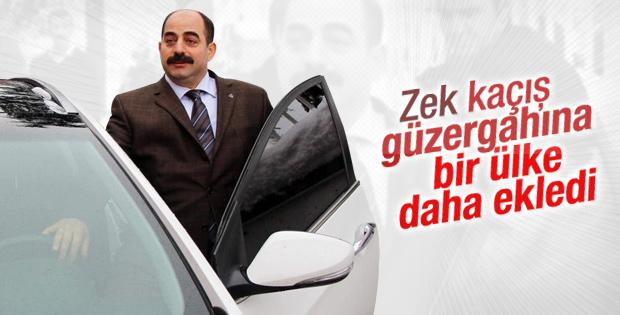 Zekeriya Öz Erivan'dan Almanya'ya geçti