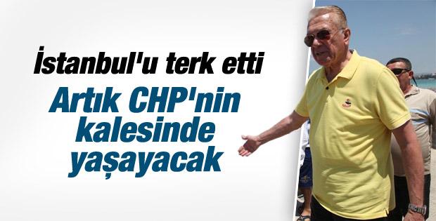 Uğur Dündar İzmir'e yerleşti