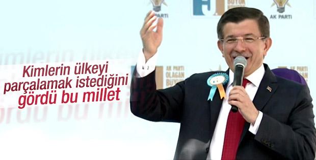 Başbakan Davutoğlu: Sefere hazır mısınız