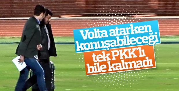 Demirtaş'ın kaldığı cezaevindeki PKK'lılar gönderildi