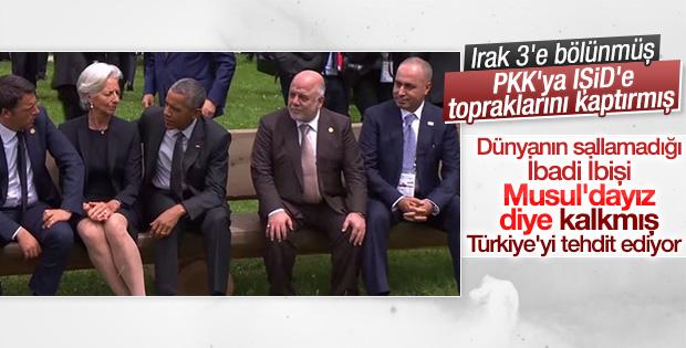 İbadi yine Türkiye'yi hedef aldı