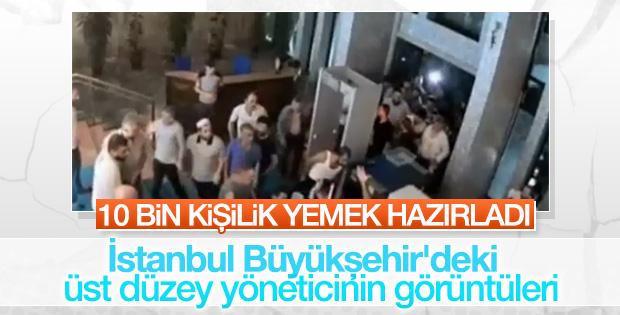 İstanbul Büyükşehir Belediyesi'ndeki ihanetin görüntüsü
