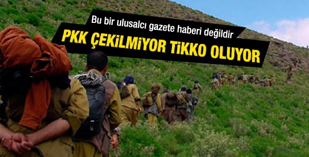 İbrahim Güçlü: PKK geri çekilmiyor