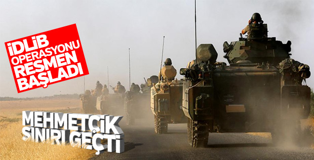 Türk Silahlı Kuvvetleri'nden İdlib açıklaması