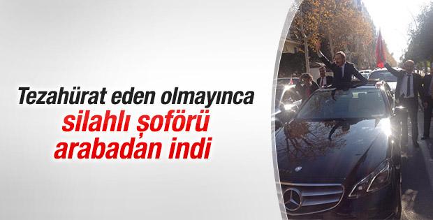 İdris Bal'ın silahlı şoförü en büyük destekçisi