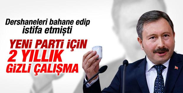 Eski AK Partili İdris Bal parti kuracak