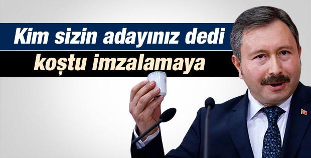 İdris Bal'dan Ekmeleddin İhsanoğlu'na destek