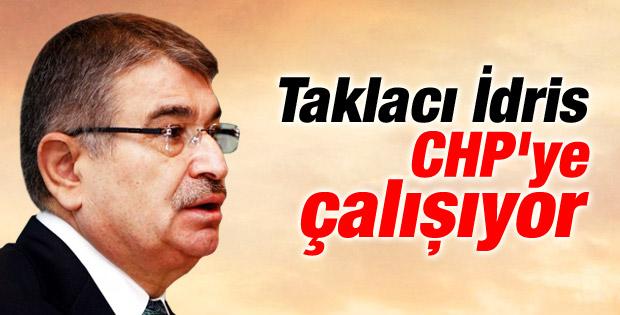 İdris Naim'den CHP'li adaya destek AK Parti'ye eleştiri