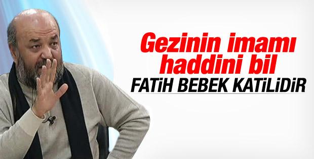 İhsan Eliaçık Fatih'e bebek katili dedi İZLE