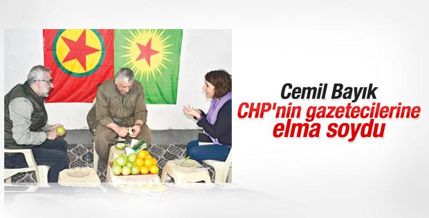 CHP'nin gazetesi Yurt Kandil'e çıktı