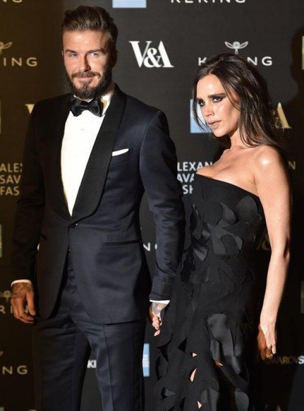 David-Victoria Beckham çiftine nazar değdi