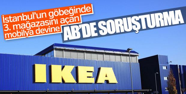 Avrupa Birliği Komisyonu'ndan IKEA'ya vergi soruşturması
