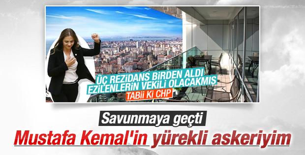 Rezidans sahibi CHP'li vekil devlet memuruyum olabilir dedi