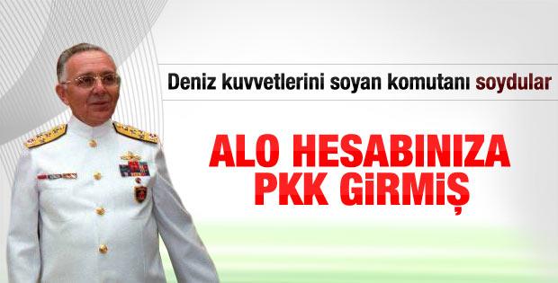 Eski Amiral İlhami Erdil PKK şantajıyla dolandırıldı