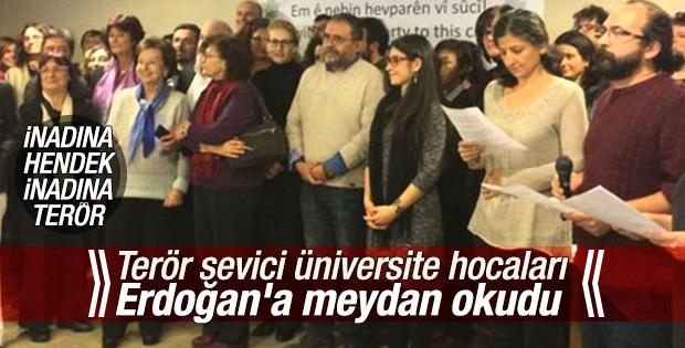 Katliam iftirası atan hocalar Erdoğan'a meydan okudu