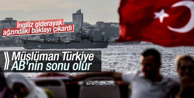 Independent gazetesinden Türkiye AB'yi bitirir analizi