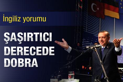 Independent Erdoğan'ı dobra buldu
