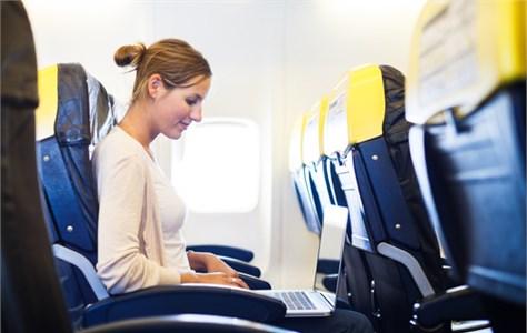 Uçakta internet dönemi başladı