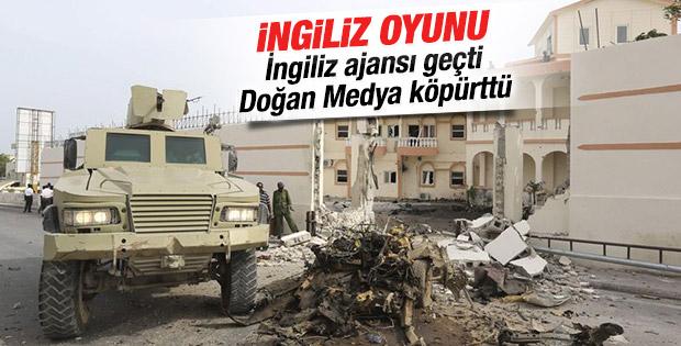 Somali'deki bombalı saldırının şifreleri