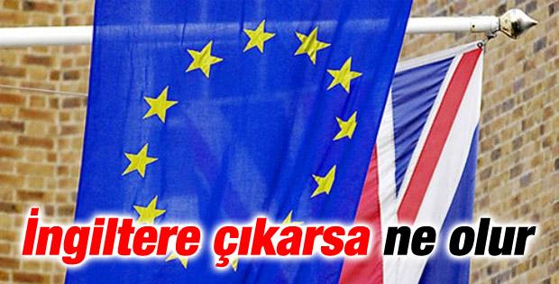 İngiltere Avrupa Birliği'nden çıkarsa ne olur