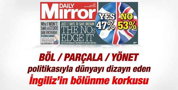 İngiliz medyası İskoçya aleyhine çalışıyor