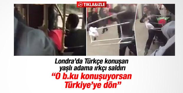 İngiltere'de Türkçe konuşan yaşlı adama saldırı