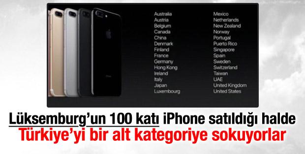 İphone 7 16 Eylül'de 30 ülkede satışa çıkıyor