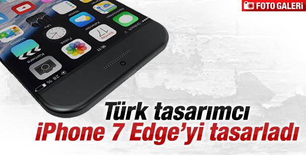 iPhone 7 Edge konsept görüntüleri