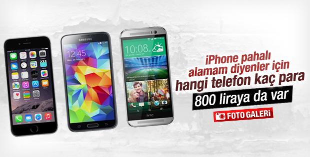 Türkiye'deki en pahalı akıllı telefonlar