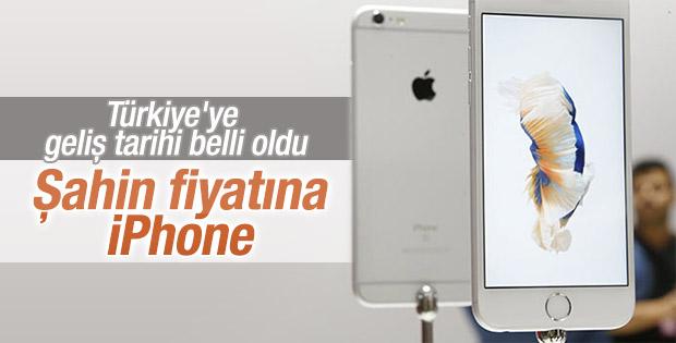 iPhone 6s'in Türkiye satış fiyatı belli oldu