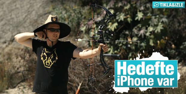 iPhone 6S'e ok fırlattılar