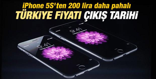 iPhone 6 ve iPhone 6 Plus'ın Türkiye fiyatı