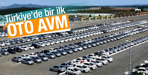 Türkiye'nin en büyük oto pazarı İPOP bir ilke imza atacak