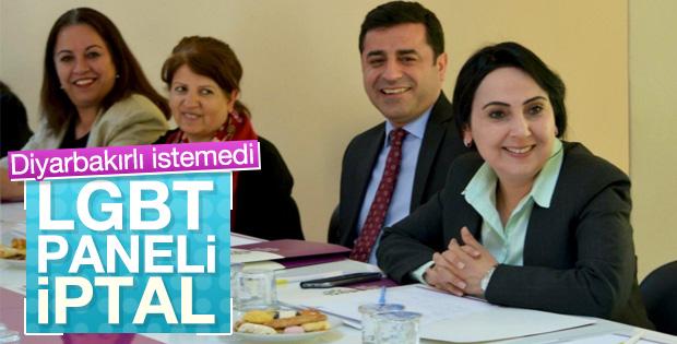 Diyarbakır'da LGBT paneli iptal edildi