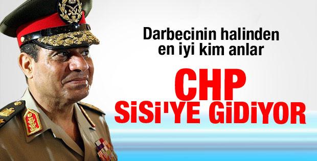 Irak'tan sonra Mısır CHP'yi davet etti