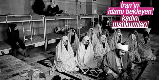 İran'da ölümü bekleyen kadın mahkumlar