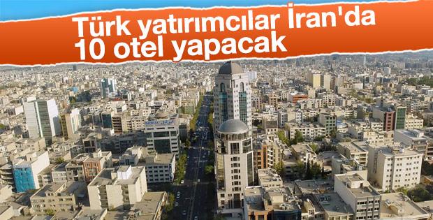 Türkler'den İran'da dev hamle