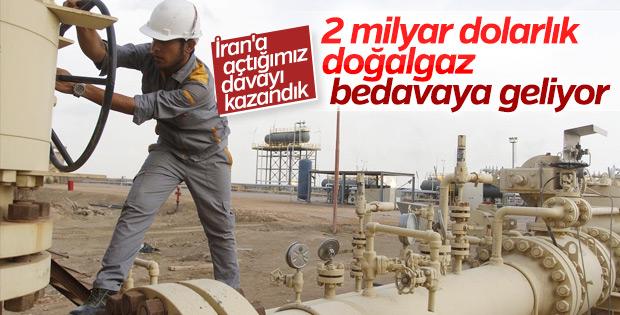 İran, Türkiye'ye borcunu doğalgazla ödüyor