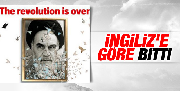 The Economist: İran'da devrim bitti