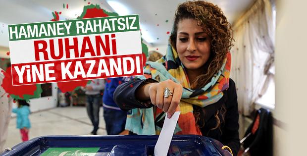 İran'daki seçimleri reformcular kazandı