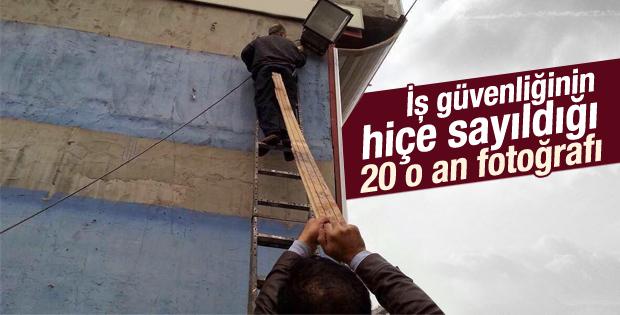 Türkiye'de iş güvenliği hala büyük bir sorun