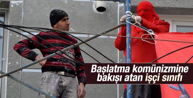 Türkiye'de komünizmin fotoğrafı