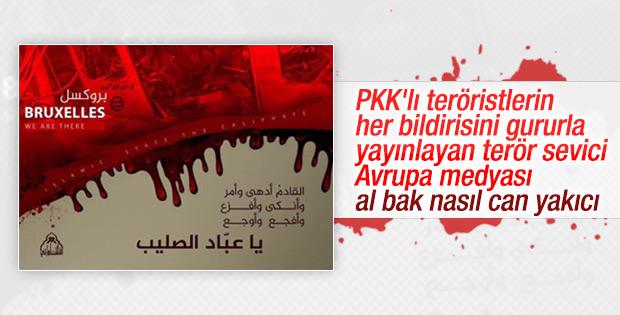 Terör örgütü IŞİD Avrupa'yı tehdit etti