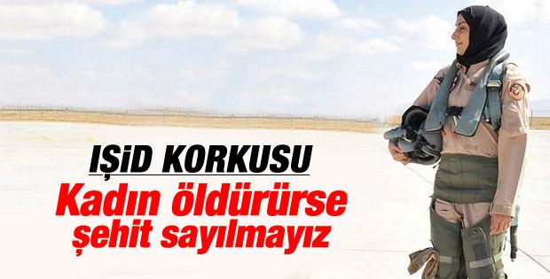 IŞİD'in kabusu pilot Meryem