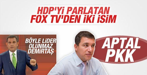 İsmail Küçükkaya PKK'ya lanet okudu