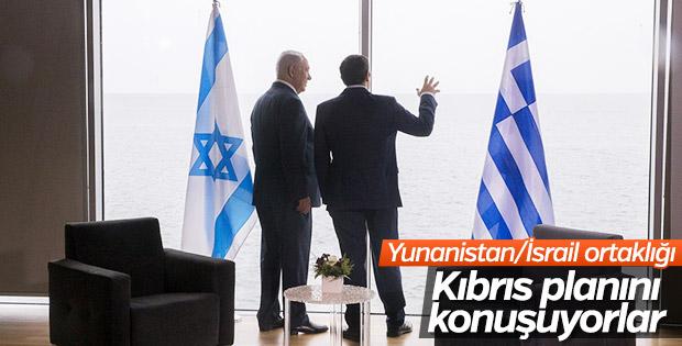 Yunanistan, İsrail ve Kıbrıs Rum Kesimi görüşmesi