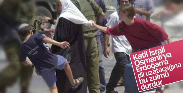 İsrail'den Erdoğan'ın sözlerine tepki