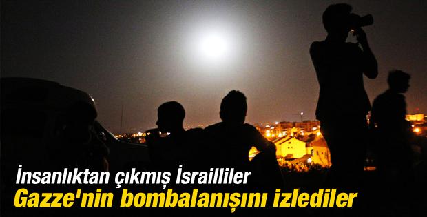 İsrailliler Süper Ay ve operasyonu aynı anda izledi