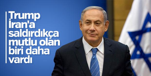 İsrail'den ABD'nin 'yeni İran stratejisine' destek