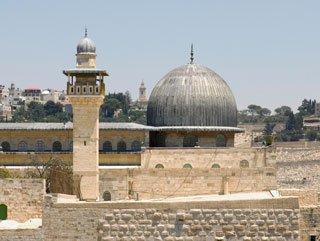İsrail'den Mescid-i Aksa'ya yaş sınırlaması